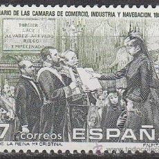 Sellos: EDIFIL 2845, CENTENARIO DE LA CAMARA DE COMERCIO, NUEVO ***. Lote 52794967
