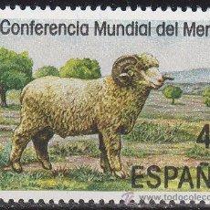 Sellos: EDIFIL 2839, CARNERO MERINO (II CONFERENCIA MUNDIAL), NUEVO ***. Lote 52798236