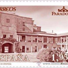Sellos: ESPAÑA 2005. PARADORES DE TURISMO. EDIFIL Nºº 4168. ¡¡¡A FACIAL!!!. Lote 175532134