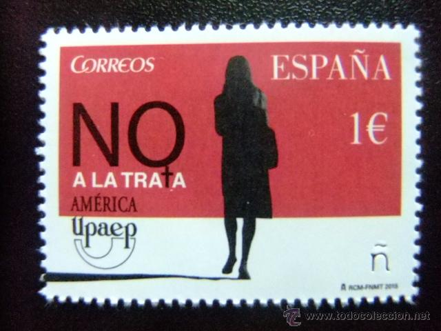 ESPAÑA - ESPAGNE 2015 - AMERICA UPAEP (Sellos - España - Juan Carlos I - Desde 2.000 - Nuevos)