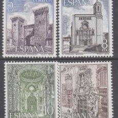 Sellos: EDIFIL 2527/8, PAISAJES Y MONUMENTOS 1979, NUEVO ***. Lote 53356109