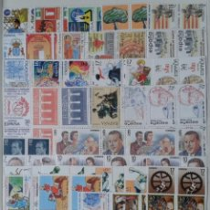Sellos: 40 BLOQUES DE 4 SELLOS, NUEVOS, ESPAÑA, AÑO 1984. Lote 53398646