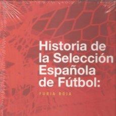 Sellos: SELECCION ESPAÑOLA DE FUTBOL. Lote 53895882