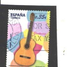 Francobolli: ESPAÑA 2011 - EDIFIL NRO. 4629 - INSTRUMENTOS MUSICALES - USADO. Lote 54142849