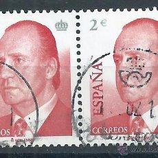 Sellos: R8/ ESPAÑA USADOS 2002, EDF, 3864, S.M. DON JUAN CARLOS I. Lote 54556635
