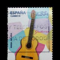 Sellos: ESPAÑA 2011. EDIFIL 4628. INSTRUMENTOS MUSICALES. USADO. Lote 53784865