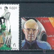 Sellos: R8/ ESPAÑA EN NUEVO** 2015, EDF, 4962/63, PERSONAJES. Lote 54925689