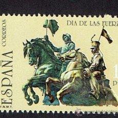 Sellos: DÍA DE LAS FUERZAS ARMADAS. 1984. EDIFIL 2758. ÓXIDO.. Lote 156720284