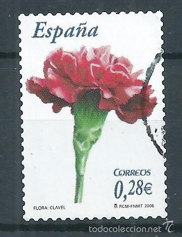 R9/ ESPAÑA USADOS 2006, FLORA Y FAUNA (Sellos - España - Juan Carlos I - Desde 2.000 - Usados)
