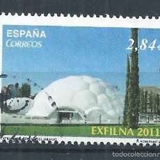 Sellos: R9/ ESPAÑA USADOS 2011, EXFILNA 2011. Lote 55346790