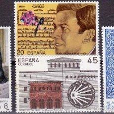 Sellos: EDIFIL 3069/72 CENTENARIOS/1990. Lote 55693679