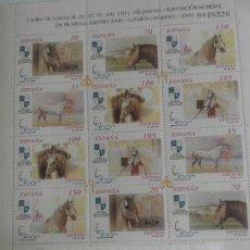 Sellos: SELLOS ESPAÑA 2000 MINIPLIEGO MP69. Lote 180517471
