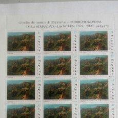 Sellos: SELLOS ESPAÑA 2000 MINIPLIEGO MP70. Lote 96029791