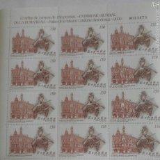 Sellos: SELLOS ESPAÑA 2000 MINIPLIEGO MP72. Lote 96029839