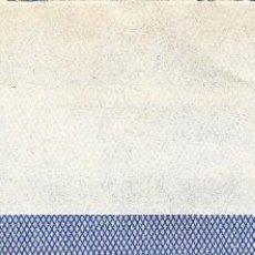 Sellos: SOBRE COMPLETO, EDIFIL 2348. ANULACIÓN SUPLENTE MATº ROMBO DE PUNTOS.. Lote 56396876