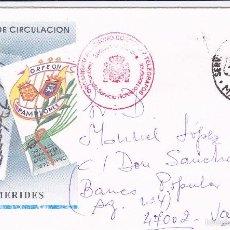 Sellos: ESPAÑA.- SOBRE PRIMER DIA DE CIRCULACION. Lote 56543828