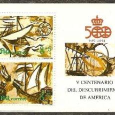 Sellos: 1990-ED.3079C-CARNET V CENTENARIO-NUEVO. Lote 56546167