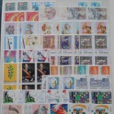 Sellos: 35X4=140 SELLOS NUEVOS, ESPAÑA, AÑO 1993. Lote 56802647