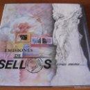 Sellos: ALBUM DE SELLOS DE CORREOS DEL AÑO 2003 CON TODOS LOS SELLOS DE ESPAÑA Y ANDORRA (COMPLETO). Lote 57105345