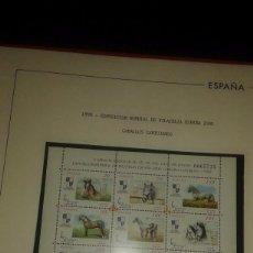 Sellos: ESPAÑA. COLECCIÓN DE MINIPLIEGOS. Lote 57618051