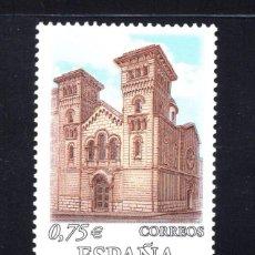Sellos: ESPAÑA 3951** - AÑO 2002 - IGLESIA DE SAN JORGE, ALCOY. Lote 210256835