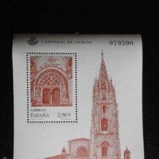 Sellos: ESPAÑA. 4679 HB CATEDRAL DE TARAZONA**. 2011. SELLOS NUEVOS Y NUMERACIÓN EDIFIL.. Lote 58558737