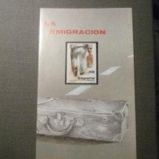 Sellos: FOLLETO INFORMATIVO Nº 8/86 - EMISIÓN SELLO CORREOS - EDIFIL 2846 - SELLOS - DÍPTICO -. Lote 58612514