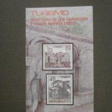 Sellos: FOLLETO INFORMATIVO Nº 10/87 - EMISIÓN SELLO CORREOS - EDIFIL 2901, 2903 - SELLOS - DÍPTICO. Lote 58652977