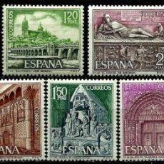 Sellos: ESPAÑA 1968- EDI 1875/79 (SERIE-TURISMO) NUEVA***. Lote 58662215