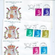 Sellos: CAJA_P5/ 1977 S. M. DON JUAN CARLOS, S.P.D.. Lote 58667737