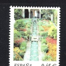 Sellos: ESPAÑA 3796** - AÑO 2001 - EUROPA - EL AGUA RIQUEZA NATURAL . Lote 112843800