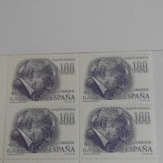 Francobolli: ESPAÑA EDIFIL 3783.J RODRIGO AÑO 2001 BLOQUE 2X2 NUEVOS. Lote 59147345