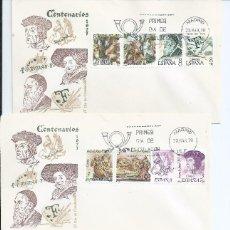 Sellos: CAJA_P5/ 1978, CENTENARIOS, S.P.D. SERIE COMPLETA. Lote 59266670