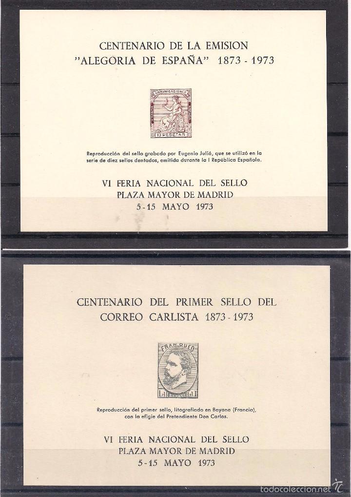 RECUERDOS (Sellos - España - Juan Carlos I - Desde 2.000 - Nuevos)