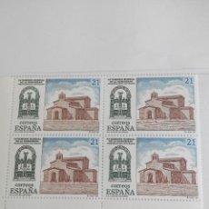 Sellos: ESPAÑA EDIFIL 3508 - BIENES CULTURALES - AÑO 1997 BLOQUE 2X2 NUEVO. Lote 60793127