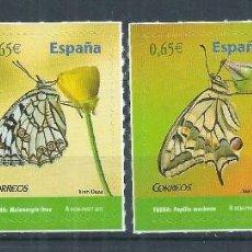 Sellos: R10/ ESPAÑA EN NUEVO** 2011, EDF. 4622/25, FAUNA. Lote 61189695