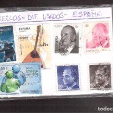 Sellos: SELLOS DE ESPAÑA. Lote 61403999