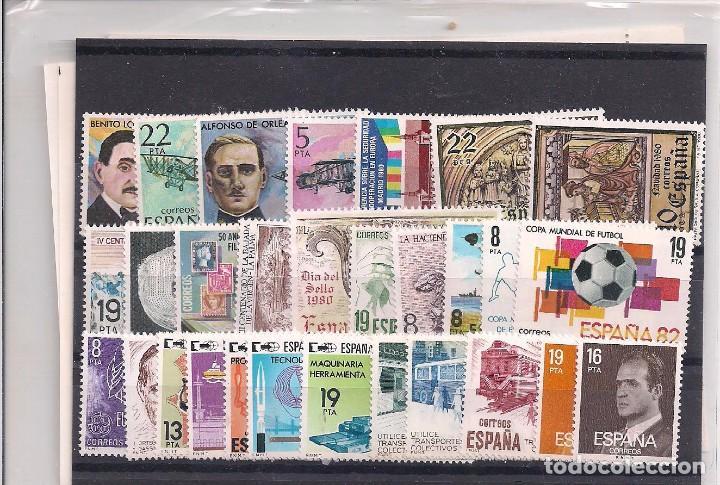 AÑOS (Sellos - España - Juan Carlos I - Desde 2.000 - Nuevos)