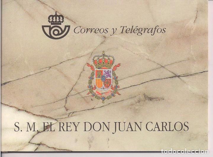 ESPACIALES UN CARNET (Sellos - España - Juan Carlos I - Desde 2.000 - Nuevos)