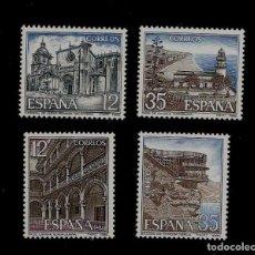 Selos: JUAN CARLOS I - PAISAJES Y MONUMENTOS - EDIFIL 2835-38 - 1986. Lote 62526404