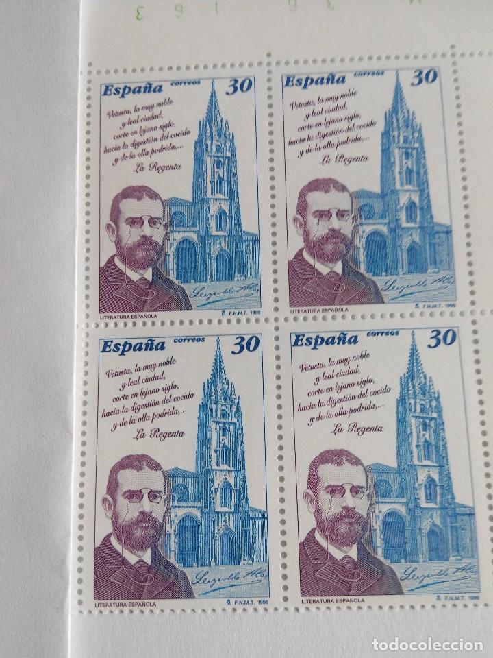 ESPAÑA EDIFIL 3456 AÑO 1996 BLOQUE 2X2 NUEVO (Sellos - España - Juan Carlos I - Desde 1.986 a 1.999 - Nuevos)