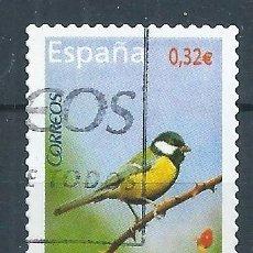 Sellos: R11/ ESPAÑA USADOS 2009, FLORA Y FAUNA. Lote 64209091