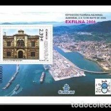 Sellos: ESPAÑA 2006 - EXFILNA 2006 - ALGECIRAS (CADIZ) - EDIFIL Nº 4236. Lote 64351347