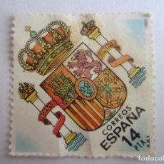 Sellos: SELLO DE ESPAÑA DE 14 PESETAS. 1983. Lote 65109959