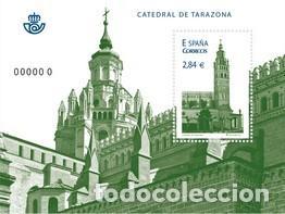 HB** 2011 ESPAÑA, CATEDRAL DE TARAZONA (Sellos - España - Juan Carlos I - Desde 2.000 - Nuevos)