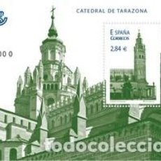 Sellos: HB** 2011 ESPAÑA, CATEDRAL DE TARAZONA. Lote 66230742