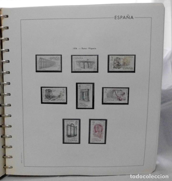 Sellos: ESPAÑA 1974 A 1986 y 1987 A 1994, ALBUM DE SELLOS, NUEVOS SIN FIJASELLOS ** - Foto 5 - 66483470