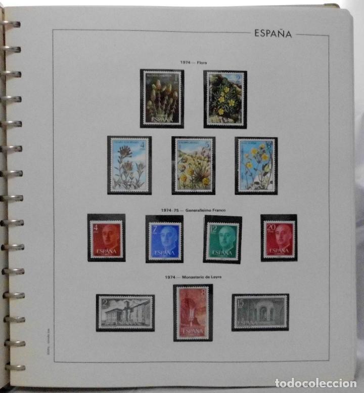 Sellos: ESPAÑA 1974 A 1986 y 1987 A 1994, ALBUM DE SELLOS, NUEVOS SIN FIJASELLOS ** - Foto 9 - 66483470