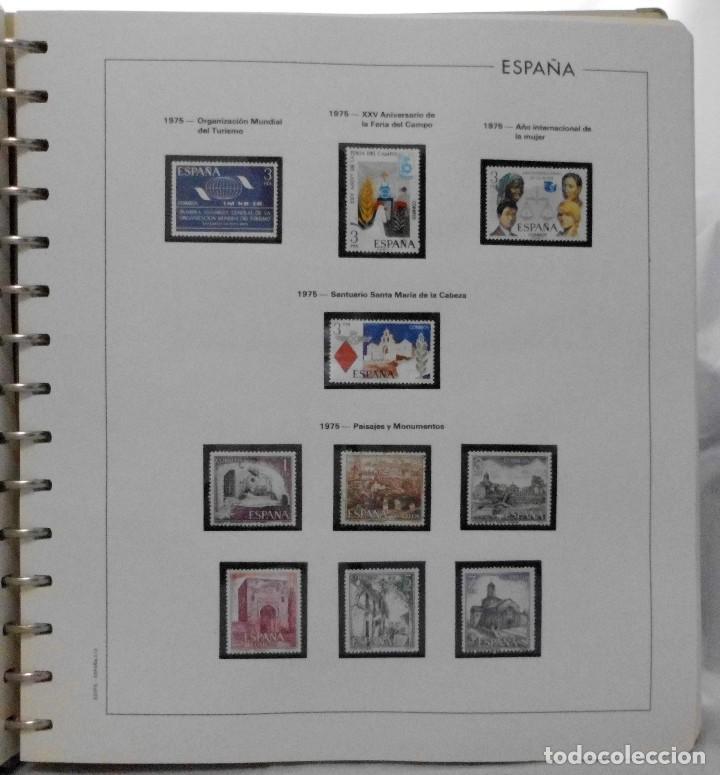 Sellos: ESPAÑA 1974 A 1986 y 1987 A 1994, ALBUM DE SELLOS, NUEVOS SIN FIJASELLOS ** - Foto 14 - 66483470
