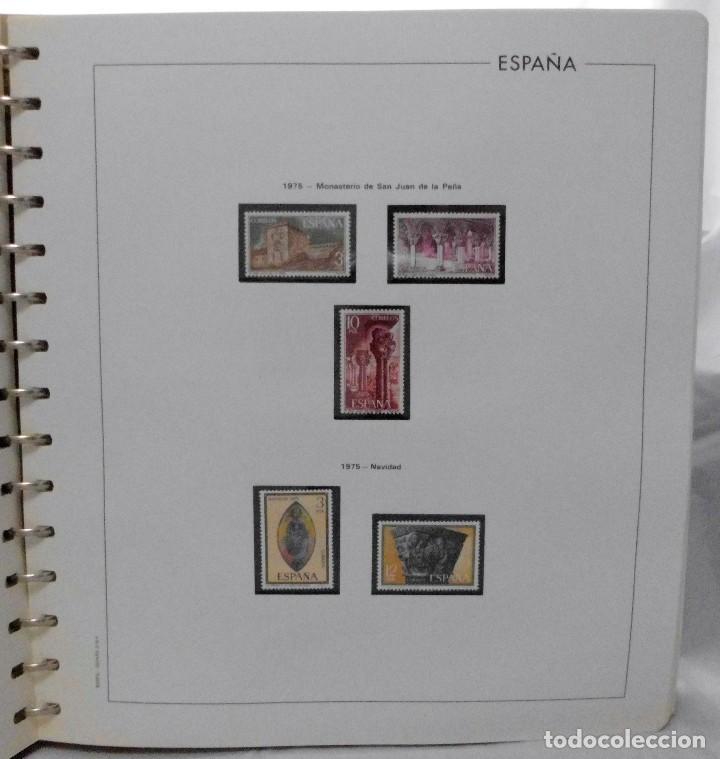 Sellos: ESPAÑA 1974 A 1986 y 1987 A 1994, ALBUM DE SELLOS, NUEVOS SIN FIJASELLOS ** - Foto 18 - 66483470